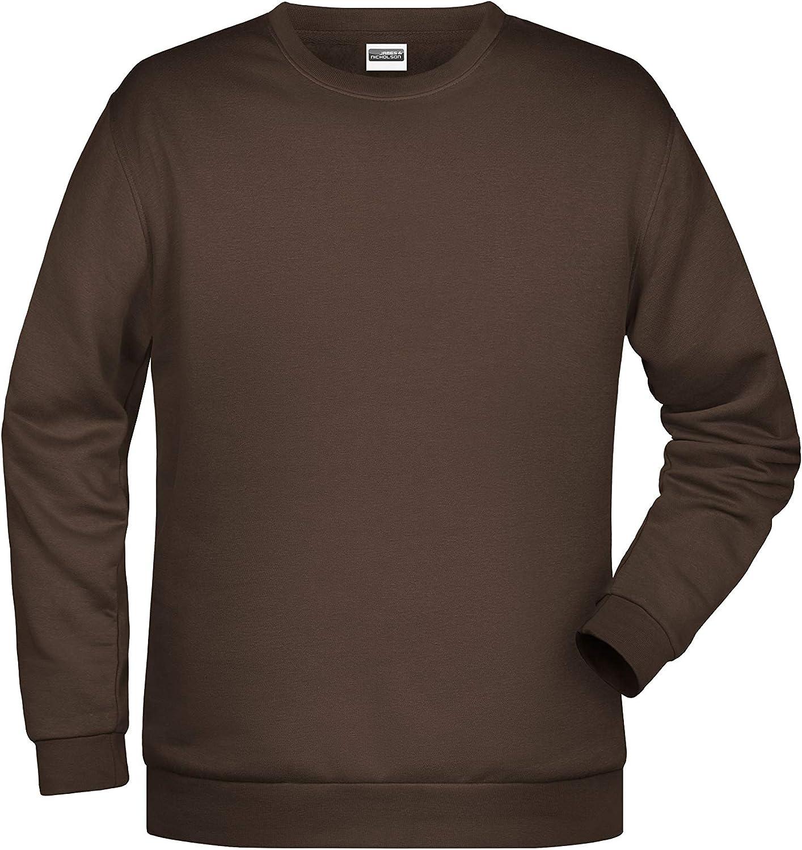 James /& Nicholson JN794 Mens Classic Sweatshirt