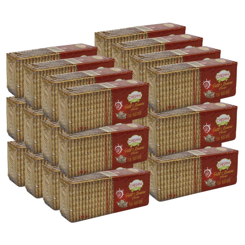 Petit Beurre Tea Biscuits (175g x 24pack)