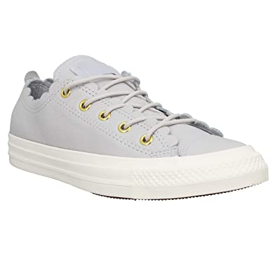 f5d791abc3cf41 Converse All Star Ox Trainers Grey  Amazon.co.uk  Shoes   Bags