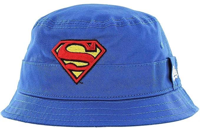 New Era Batman Character Bucket Hat Youth Black Sonnenhut Kids DC Comics