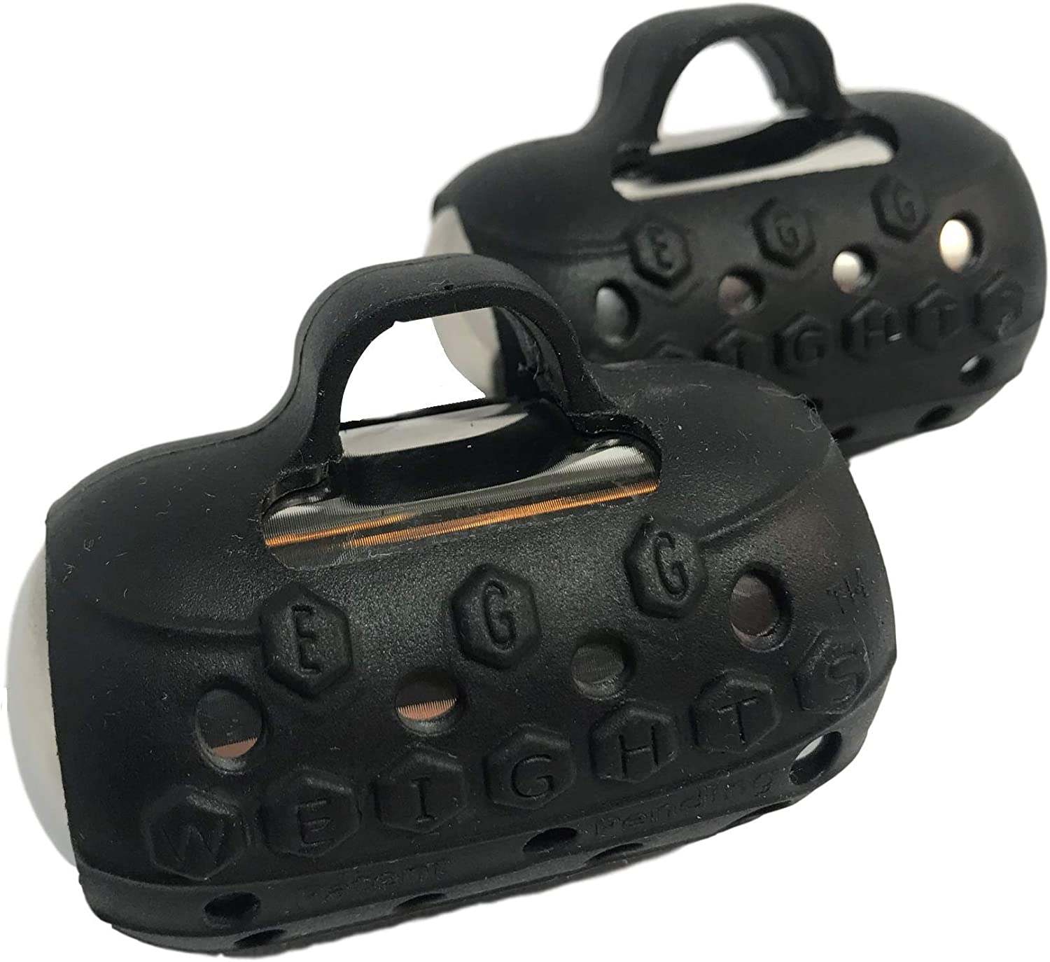 Egg Weights Hand Dumbbell Sets for Men and Women Yoga and More Each Weight is Half The Total Set Weight Free Weights for Kickboxing Shadow Boxing