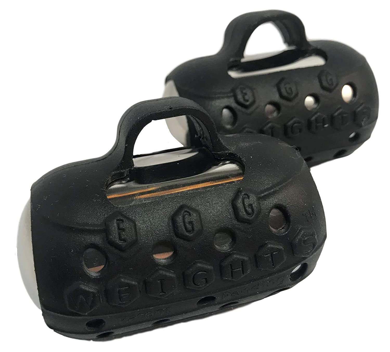 Egg Weights ハンドダンベルセット 男女兼用 キックボクシング シャドーボクシング ヨガなどに (各重量セットは2つの重量の間に分かれています)
