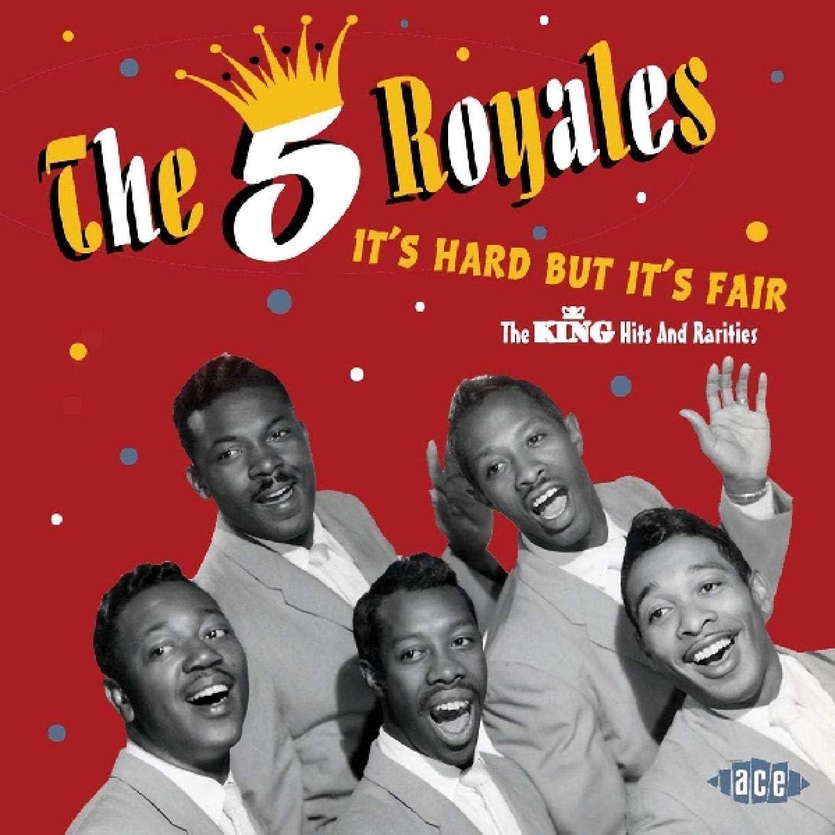 IT'S HARD BUT IT'S FAIR   THE 5 ROYALES   ジャンプミュージック   音楽 - Amazon