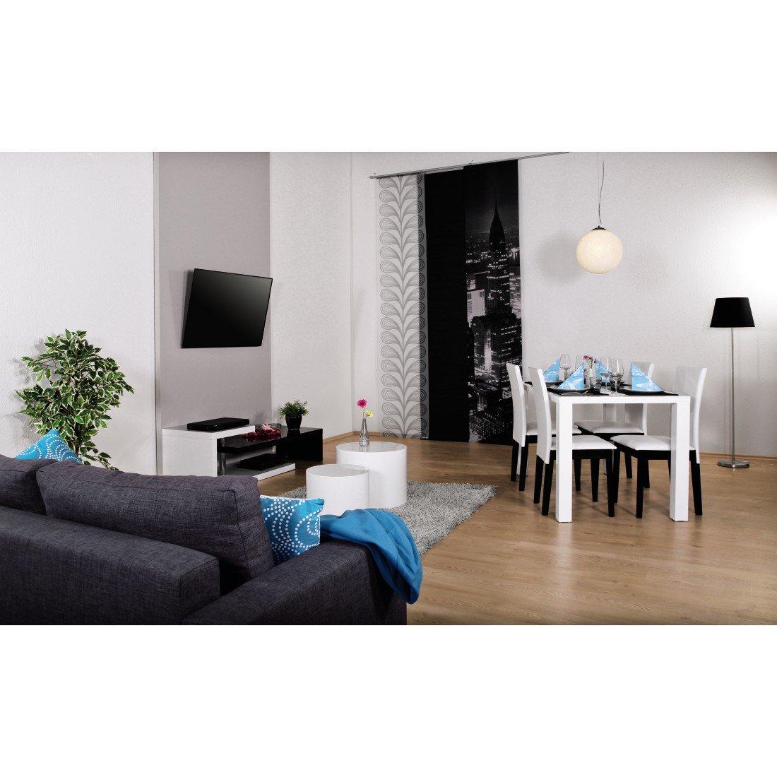 Hama 84425 - Soporte de pared para TV (girable e inclinable, M), negro: Amazon.es: Electrónica