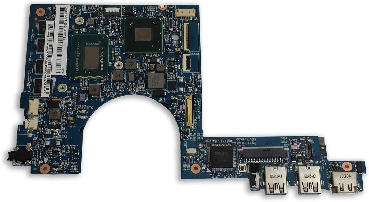 Acer Aspire S3-371 S3-391 Motherboard i3-3217U NB.M1F11.005
