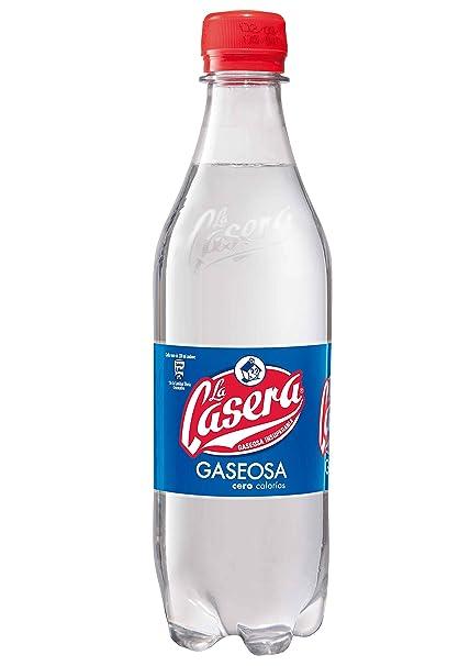 La Casera - Gaseosa, Botella 50 cl