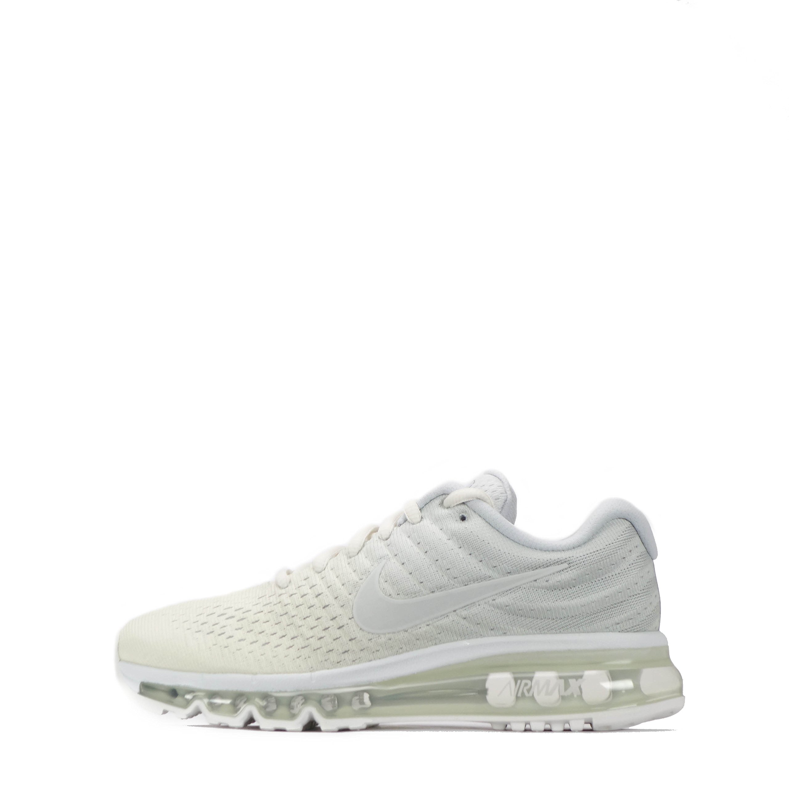 pretty nice aad0f b403d Galleon - Nike Womens Air Max 2017 Running Trainers 849560 Sneakers Shoes ( UK 4 US 6.5 EU 37.5, Phantom Off White 005)
