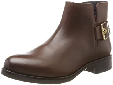7f44bdeb1 Tommy Hilfiger Women s T1285essa 1a Boots  Amazon.co.uk  Shoes   Bags