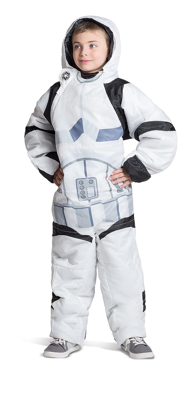 スターウォーズ ストームトルーパー 寝袋 キッズ 子供用 サイズ L Star Wars by Selk'bag Kids Stormtrooper Size L B01LYQHW69