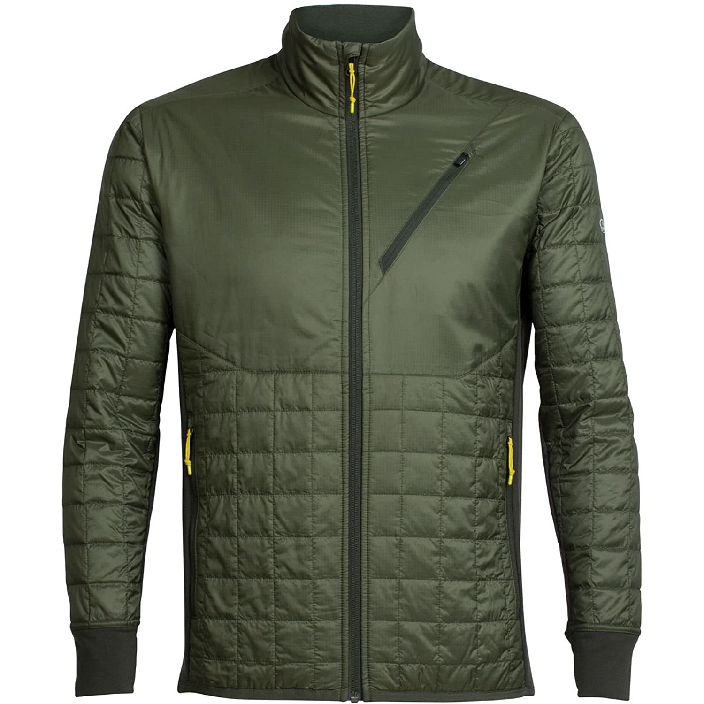 アイスブレーカー アウター ジャケット&ブルゾン Helix MerinoLoft Jacket Men's Kale 15l [並行輸入品] B075DVKT6C
