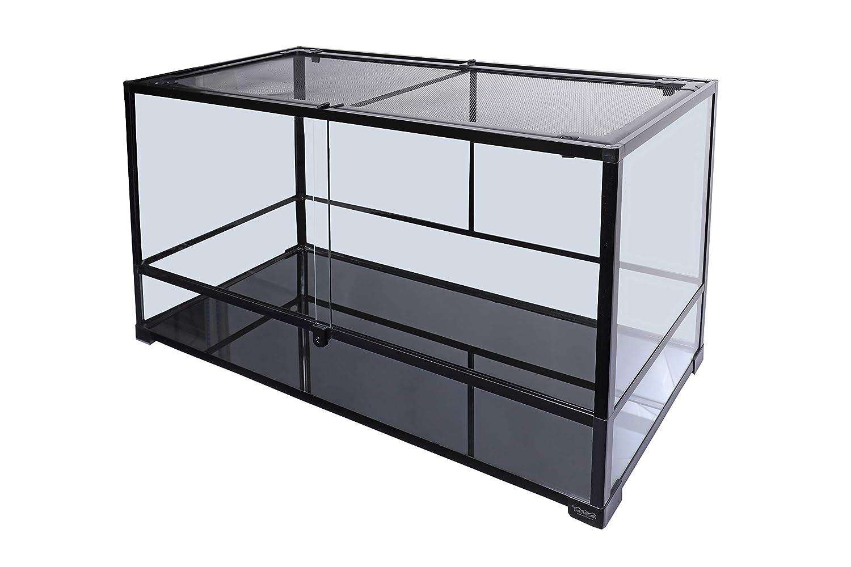 Easy Assembly Carolina Custom Cages Terrarium Tall Extra-Long 48Lx18Dx24H