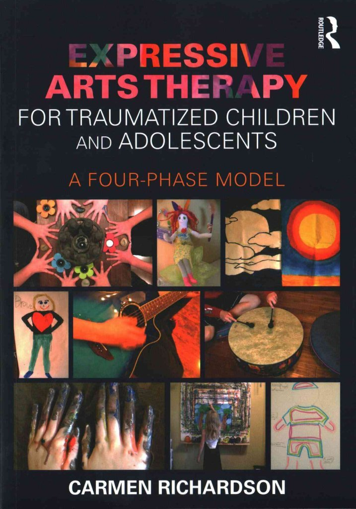 Download Expressive Arts Therapy for Traumatized Children and Adolescents : A Four-Phase Model(Paperback) - 2015 Edition ebook
