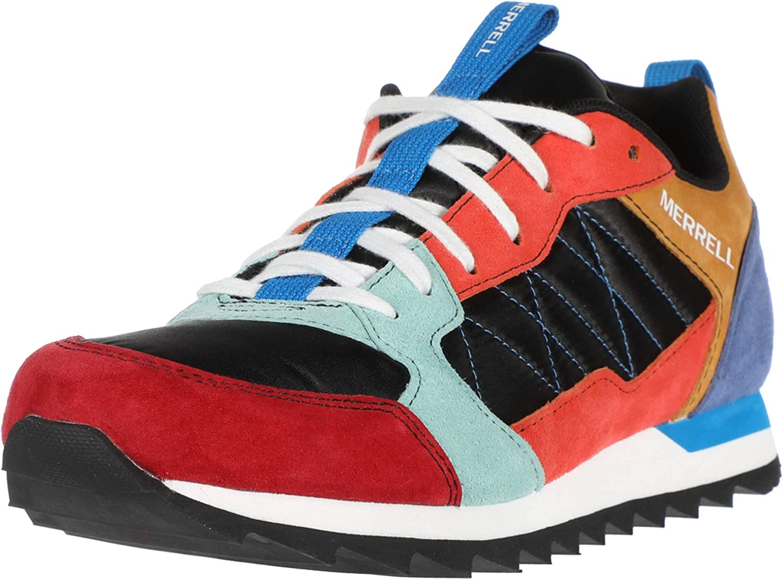 Merrell Men's Alpine Sneaker Track Shoe