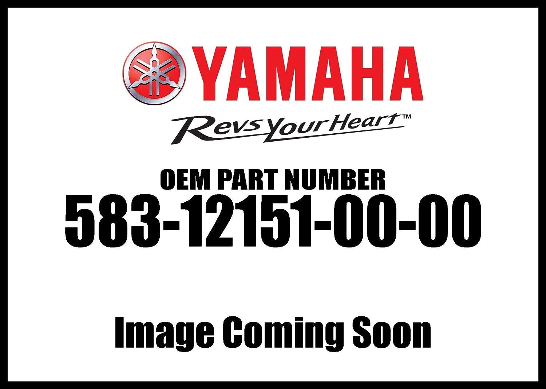 Yamaha 583121510000 Valve Rocker Arm