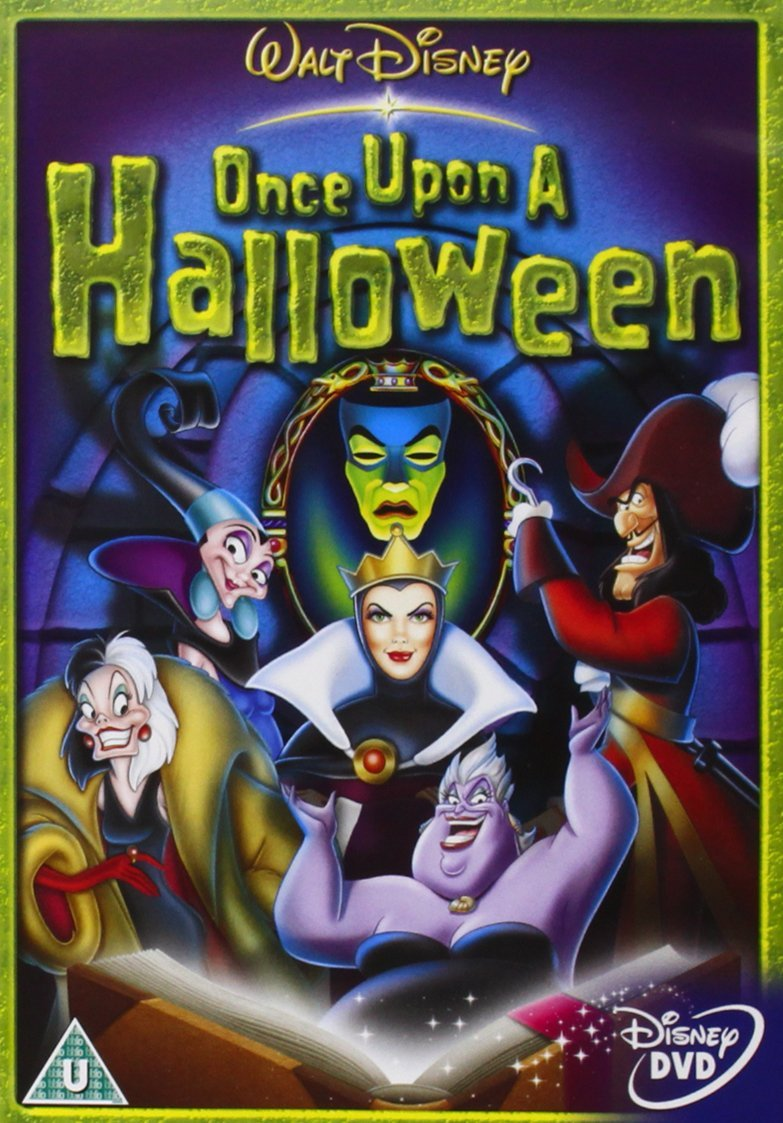 Amazon.com: Disney Once Upon A Halloween (2000) DVD: Toys & Games