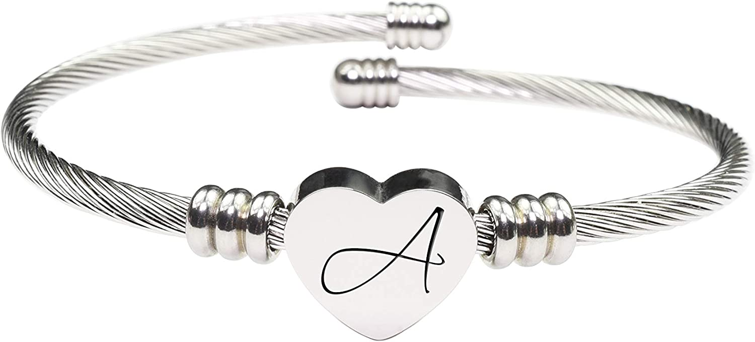 Heart Cable Initial...