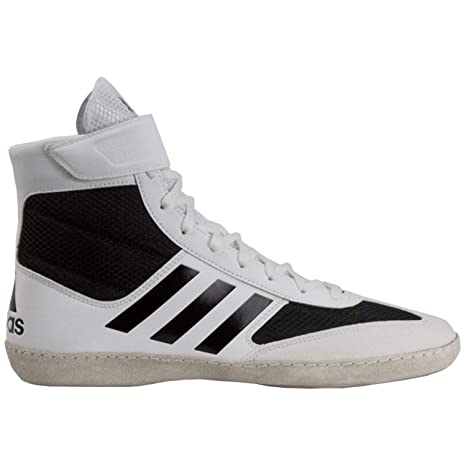 Black Running – Adidas Combat Speed 5 Wrestling Shoes Mens Black
