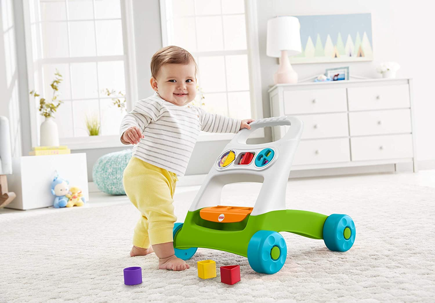 Fisher-Price - Andador activity Correpasillos bebés +9 meses ...