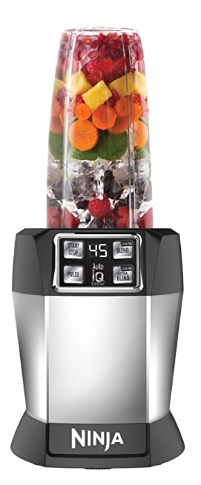 Nutri Ninja Auto-iQ Blender Review