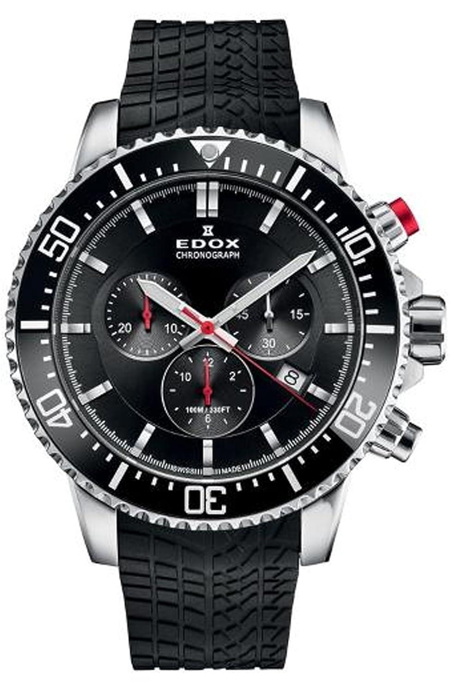 (エドックス) Edox chronorally 1022-7-TINCANIN 男性用 スイス製クオーツ 時計 [並行輸入品] B07C26T264