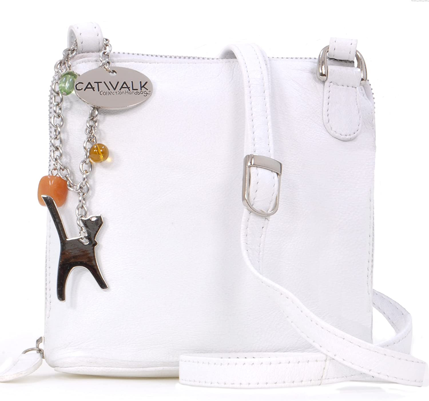 CATWALK COLLECTION - LENA - Bolso bandolera - Cuero