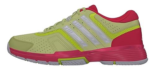 new style ffc62 c3854 adidas Barricade Court 2 W, Scarpe da Tennis Donna, Giallo (Amarillo (Amahie