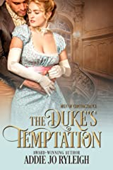 The Duke's Temptation (Men of Circumstances Book 1) Kindle Edition