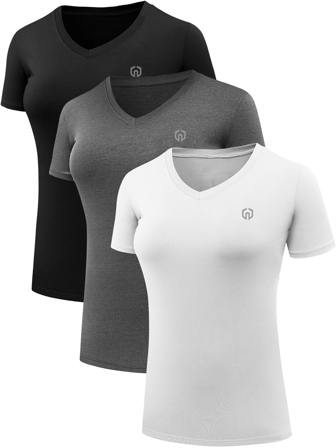 Women's  Compression Workout Athletic Shirt 3