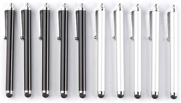 tinxi® 10-pack universal Stylus Touch Pen lápiz táctil lápiz ...