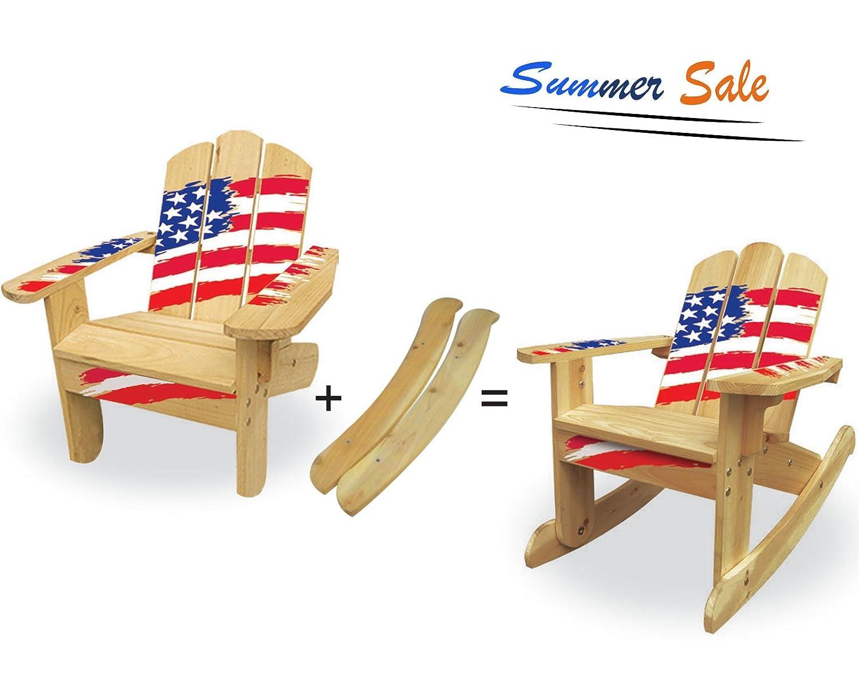 Awesome Amazon Com Lohasrus Thanksgiving Day Kids Rocker 2 In Short Links Chair Design For Home Short Linksinfo