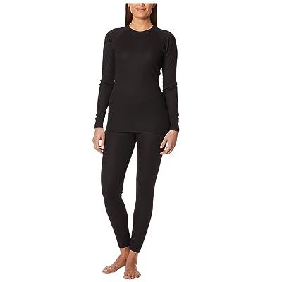 Ultrasport Sous-Vêtement Thermique Femme Noir L