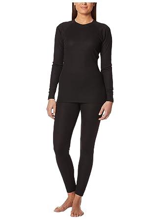 Ultrasport 49203 - Conjunto para mujer, color negro, talla XS
