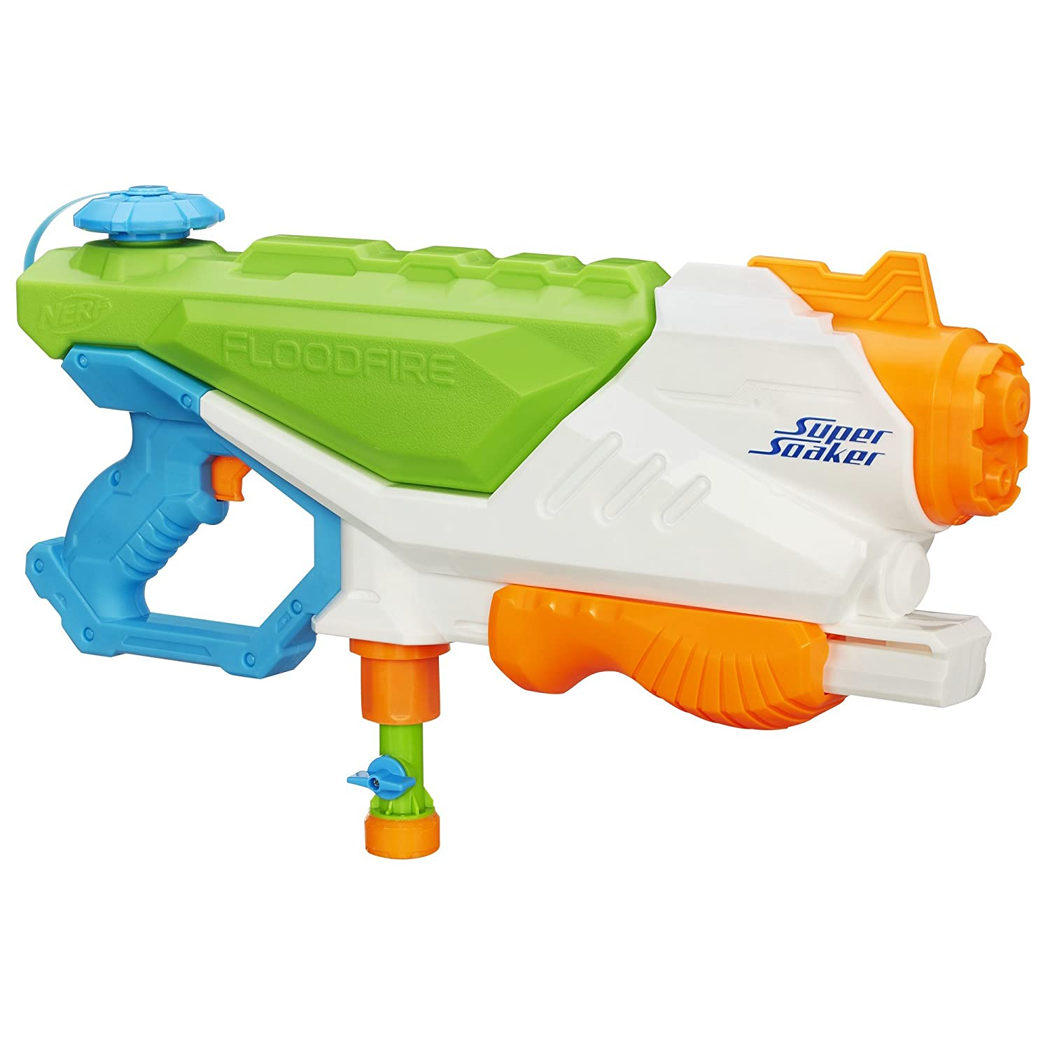 Watch How to Use a Super Soaker video
