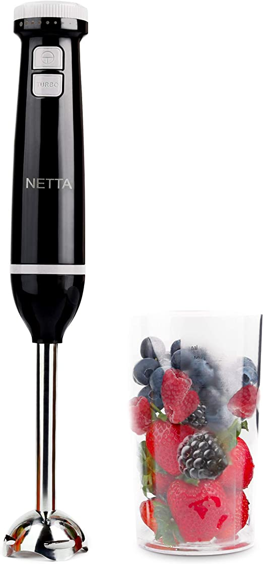 NETTA 600W Hand Blender with 700ml