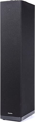 Definitive Technology BP6 Tower Loudspeaker Single, Black