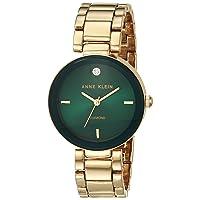 Women's Diamond-Accented Bracelet Watch
