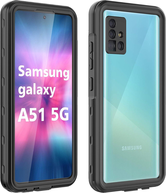 Galaxy A51 5ghülle Mit Displayschutzfolie Staubdicht Elektronik