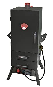 Landman USA 3495GLA Smoky Mountain Gas Smoker