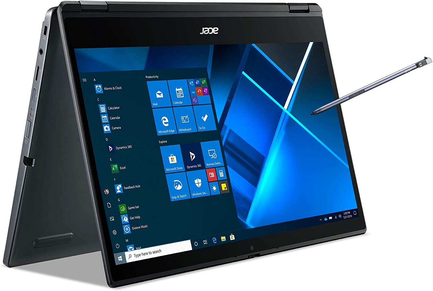 Acer Travelmate Spin P4, 14