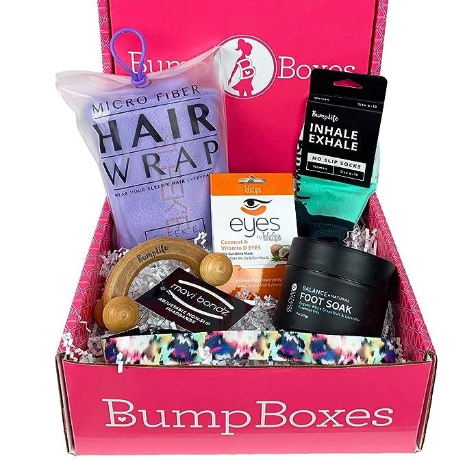 3rd Trimester Pregnancy Gift Box : Bump Boxes