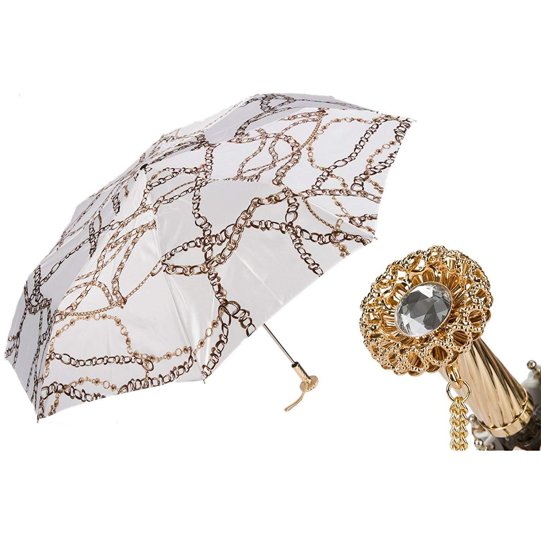 Female Umbrella By Pasotti, Elegant Women's Umbrella, Expensive Accessory