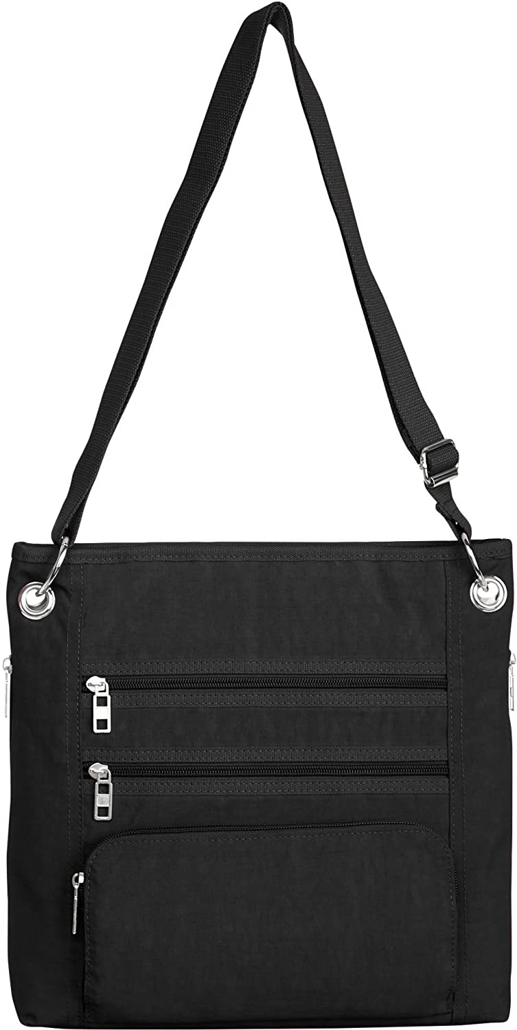 Bueno Nylon Crossbody Handbag