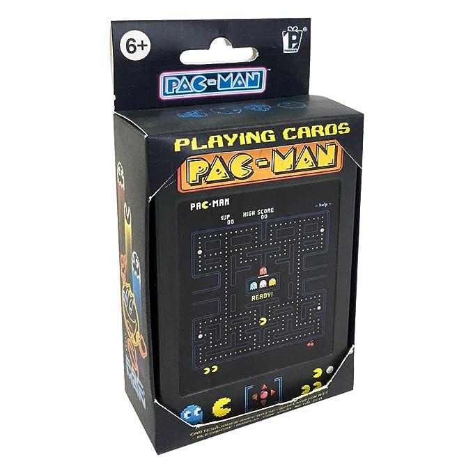 Amazon.com: Pac Man juego de cartas: Toys & Games