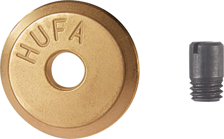 HUFA 9315 Schneidrad TiN HUFA-Werkzeug Onlineshop Rä dchen Schneidrä dchen 20mm + Achse Ersatzrä dchen & Bolzen Triuso