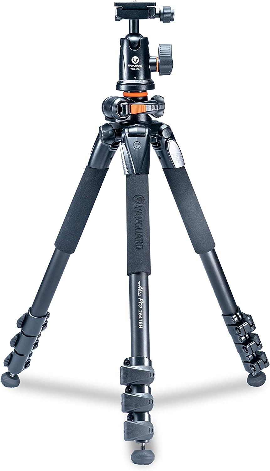 Black Nikon Canon DSLR Cameras Vanguard Alta Pro 263AB 100 Aluminum Tripod with SBH-100 Ball Head for Sony