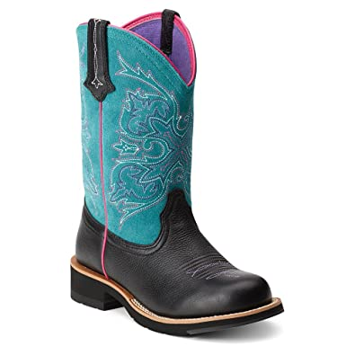 Amazon.com | Ariat Women's Fatbaby Cowgirl Tall Western Cowboy ...