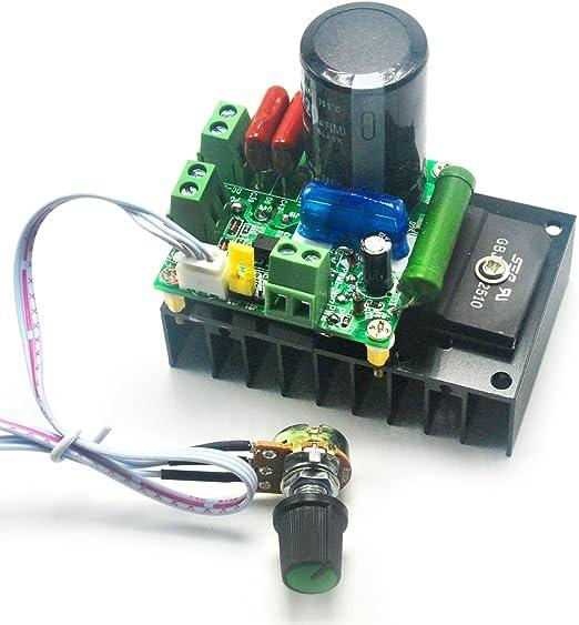 12V 24V 48V 110V 5V-110V 300W DC Motor Speed Control PWM MACH3 Speed Control