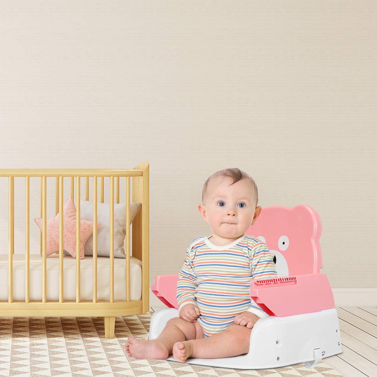 Amazon.com: Honeyjoy - Asiento elevador para bebé, silla de ...