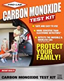 Amazon Price History for:PRO-LAB Carbon Monoxide Test Kit CA101