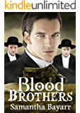 Amish Suspense: Blood Brothers: Book Three: Christian Suspense (Pigeon Hollow Amish Mysteries 3)